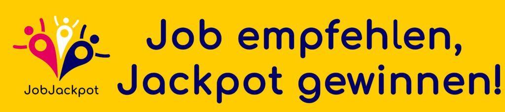 Präsentiert von JobJackpot.