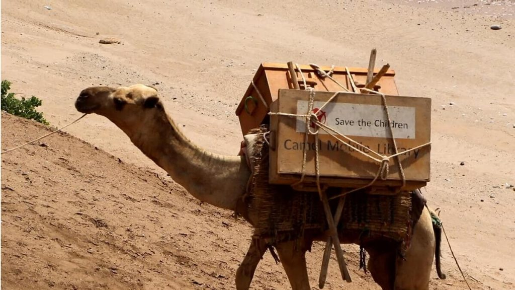 The Camel Library Project
